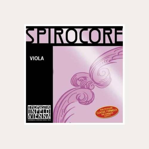 VIOLA STRING THOMASTIK SPIROCORE 4-C WOLFRAM