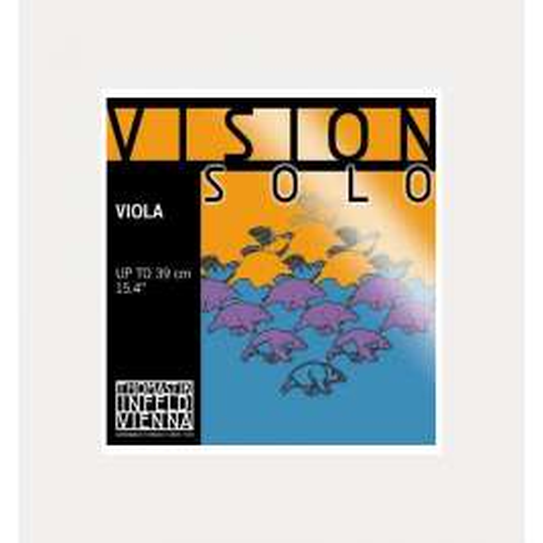 VIOLA STRING THOMASTIK VISION SOLO 2-D SILVER