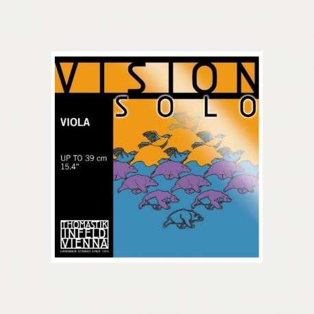 CORDA VIOLA THOMASTIK VISION SOLO 2A RE PLATA