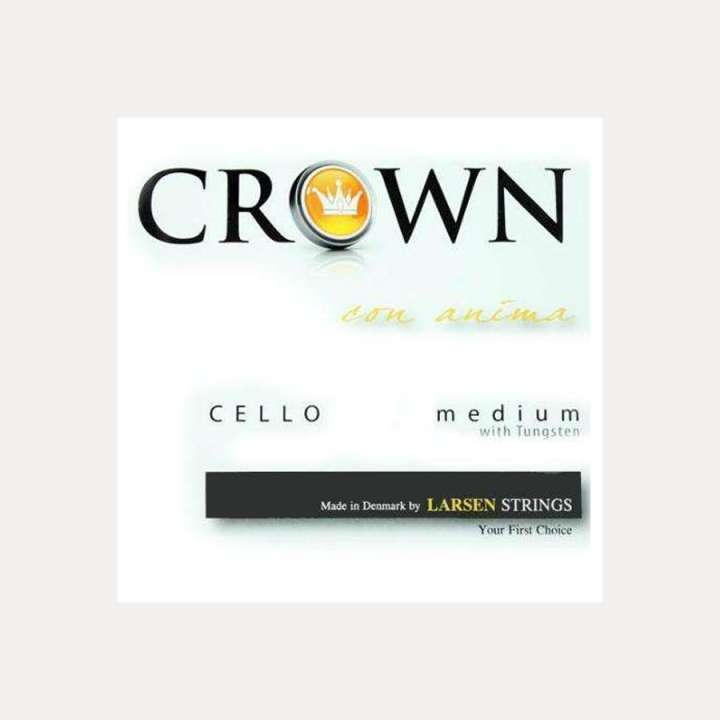 CELLO STRING CROWN 2-D