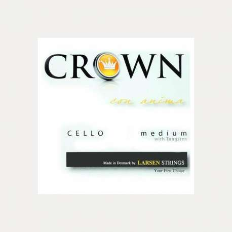CUERDA CELLO CROWN 3A SOL