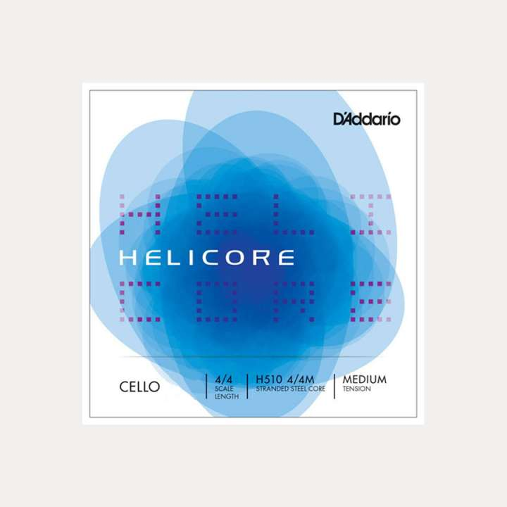 CELLO STRING DADDARIO HELICORE 2-D