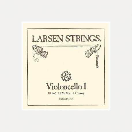 CELLO STRING LARSEN 1-A DOLCE