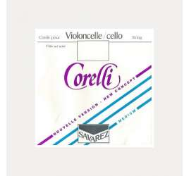 CUERDA CELLO CORELLI 4A DO