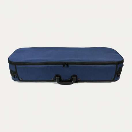 VIOLA CASE GEWA CVA05 RECTANGLUAR BLUE