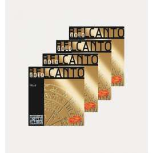 CORDA CELLO THOMASTIK BELCANTO GOLD JOC