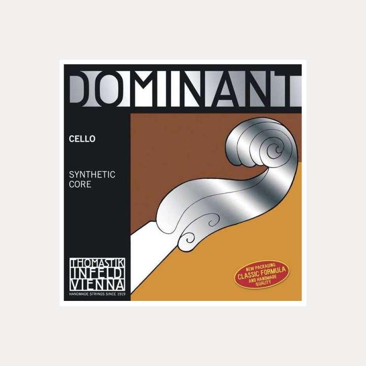CELLO STRING THOMASTIK DOMINANT 1 A