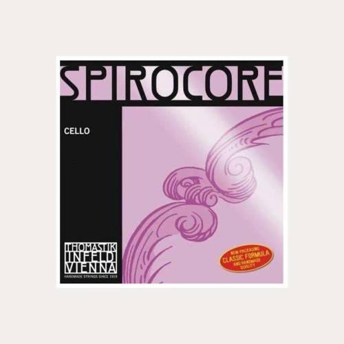 CELLO STRING THOMASTIK SPIROCORE 4-C WOLFRAM DOLCE
