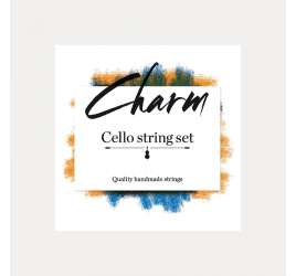CELLO STRING FOR-TUNE CHARM SET