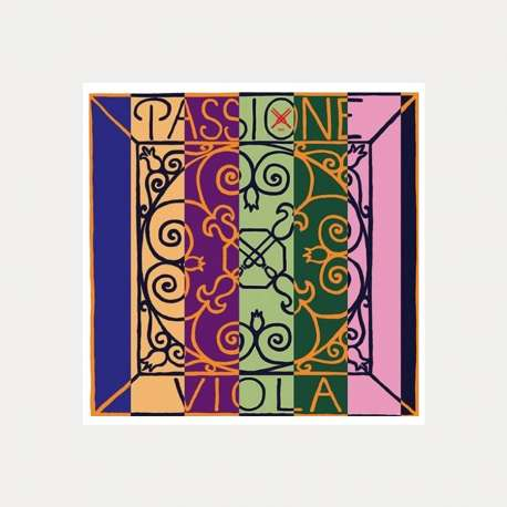 CUERDA VIOLA PIRASTRO PASSIONE 1A LA 14 1/4
