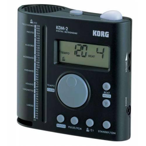 METRÓNOMO ELECTRÓNICO KORG KDM-2