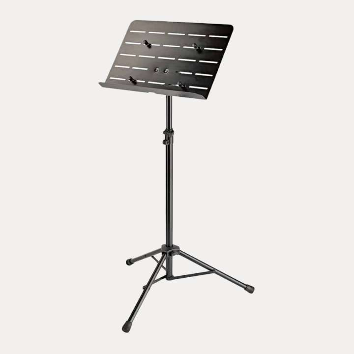 MUSIC STAND KONIG & MEYER WITH TABLET HOLDER