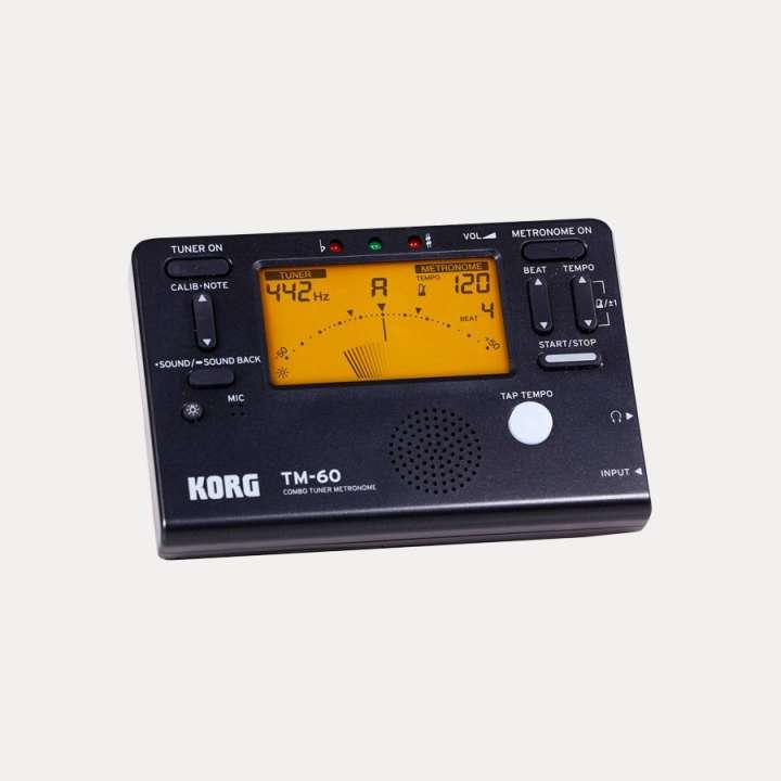METRONOME TUNER KORG TM-60