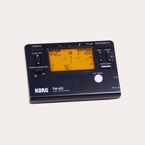 METRONOM AFINADOR KORG TM-60