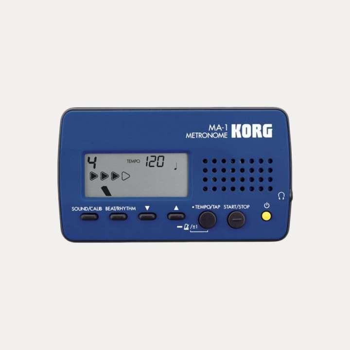 Metrónomo electrónico Korg MA-1