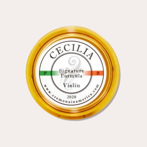 CECILIA SIGNATURE FORMULA VIOLIN ROSIN