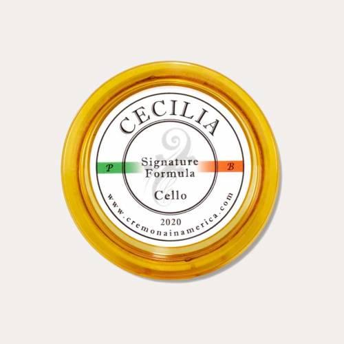 CECILIA SIGNATURE FORMULA CELLO ROSIN