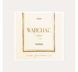 CUERDA VIOLIN WARCHAL AMBER 3a RE