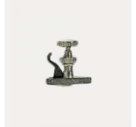VIOLIN LOOP STRING ADJUSTER WITTNER NICKEL-PLATED