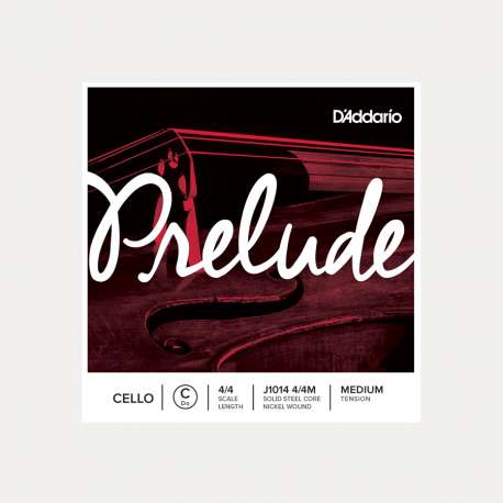 CUERDA CELLO DADDARIO PRELUDE 4a DO