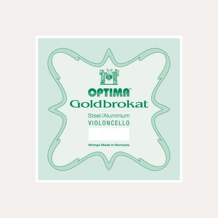 CORDA CELLO LENZNER GOLDBROKAT 1a LA