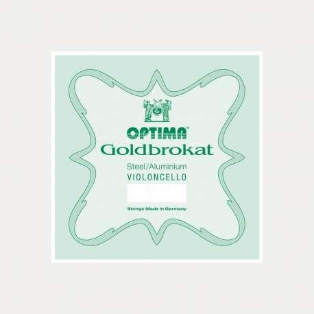 CELLO STRING LENZNER GOLDBROKAT 1-A