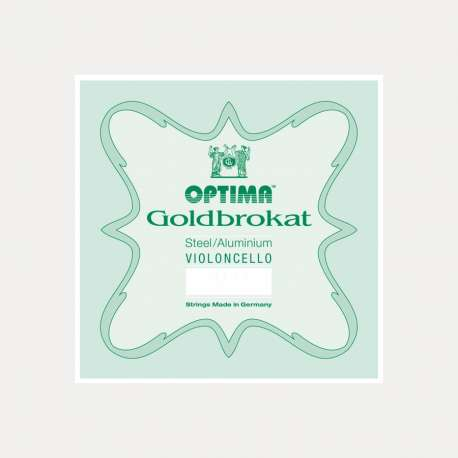 CORDA CELLO OPTIMA GOLDBROKAT 3a SOL
