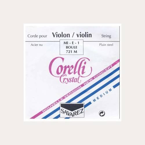 CORELLI CRYSTAL VIOLIN E STRING BALL END