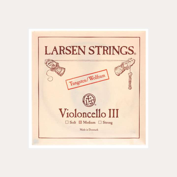 CELLO STRING LARSEN 4-C