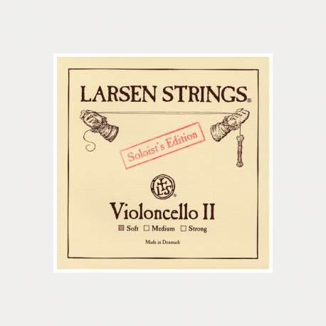 LARSEN SOLOIST CELLO A STRING DOLCE