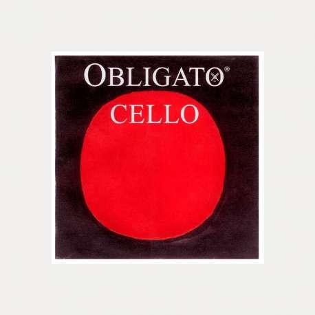 CELLO STRING PIRASTRO OBLIGATO 2-D
