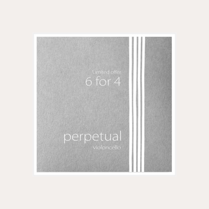 JOC CORDES CELLO PIRASTRO PERPETUAL TOOLBOX 6x4