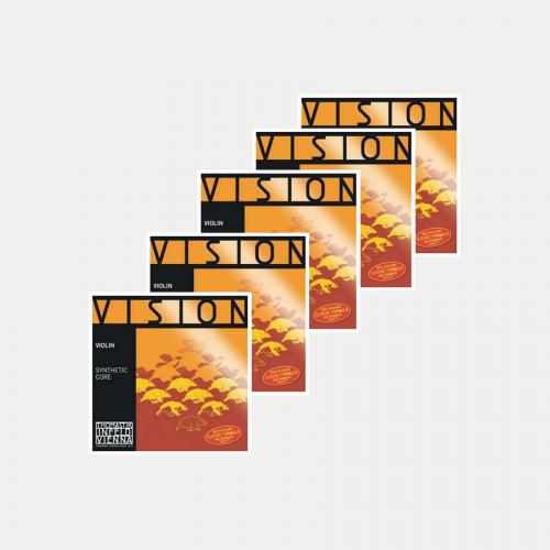 PACK JUEGO CUERDAS VIOLIN VISION + 5a DO