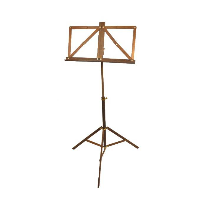 Music Stand Designs : Music stand holz design walnut luthier vidal