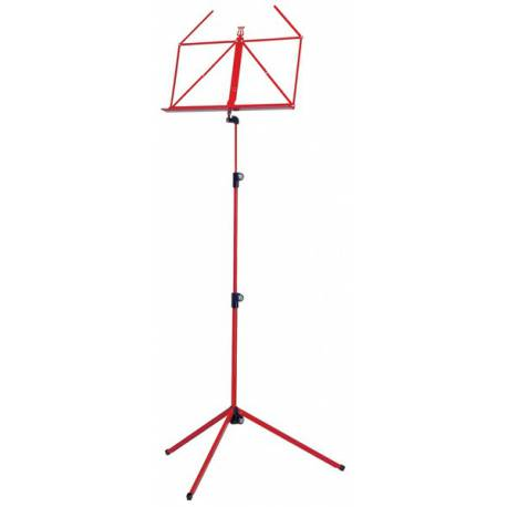 MUSIC STAND KONIG & MEYER 100/1 RED