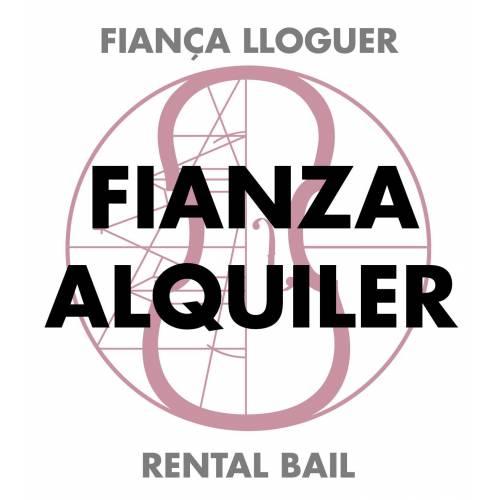 FIANÇA LLOGUER 60€