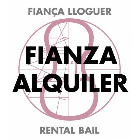 FIANZA ALQUILER 150€