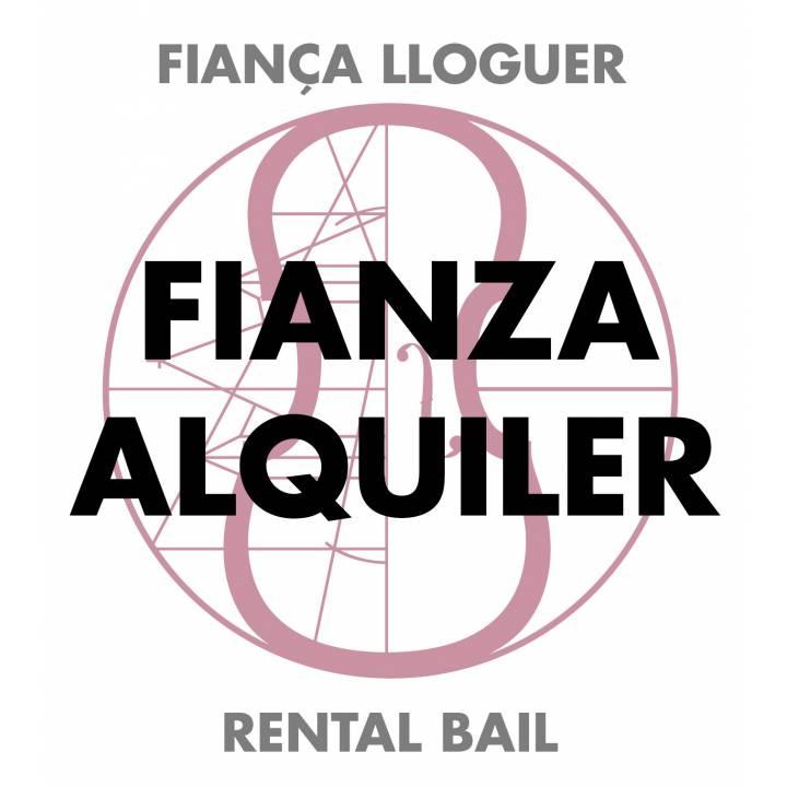 FIANÇA LLOGUER 80€