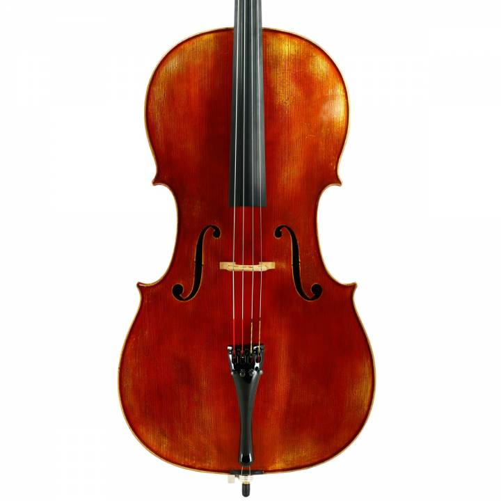 CELLO KLAUS LUDWIG CLEMENT C5-7 STRAD