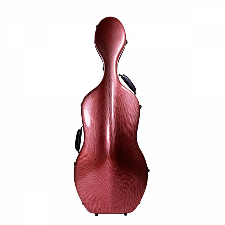 ESTUCHE CELLO DO CASES STYLE RED