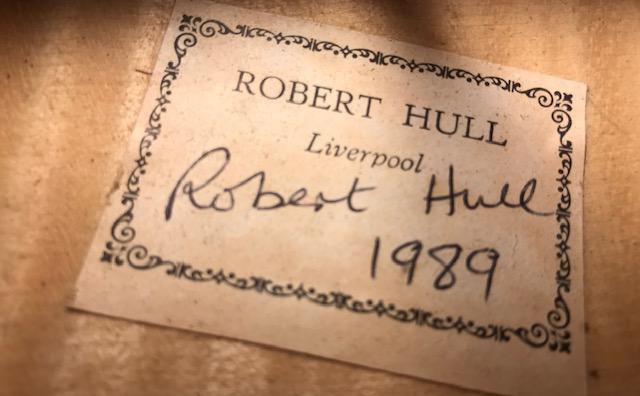 Viola Robert Hull 1989