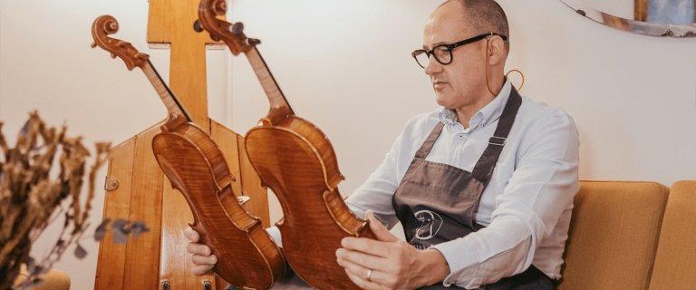 Violins Taller Roca Luthiers
