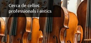 Cerca de Cellos - Luthier Vidal
