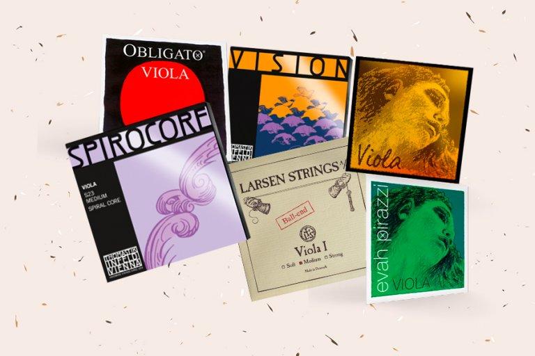 Best set Viola Strings