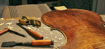 Contemporary Luthiers and Bow Makers
