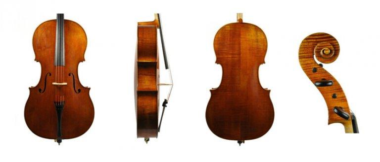Cello Jason Starkie - Luthier Vidal