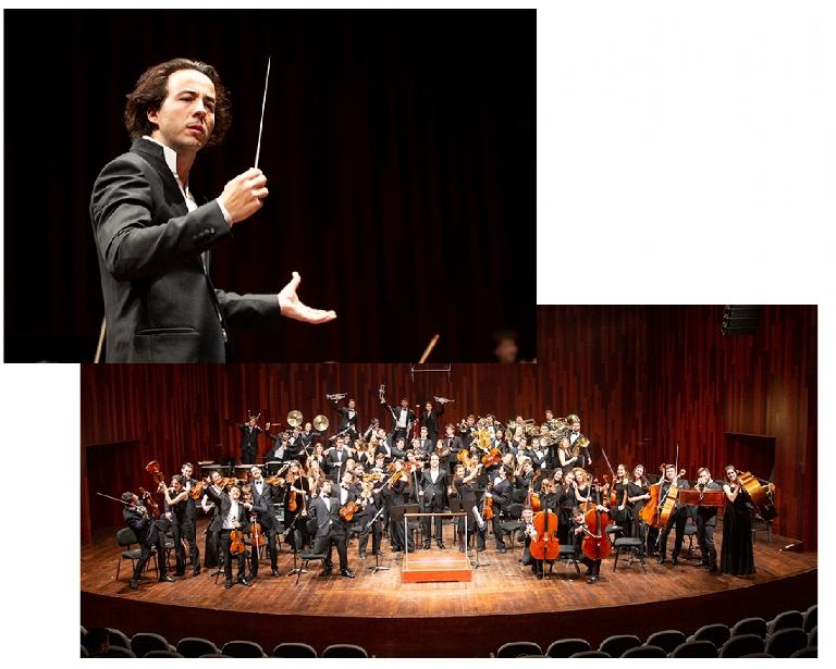 La Jove Orquesta Simfònica de Barcelona- Carlos Checa Director