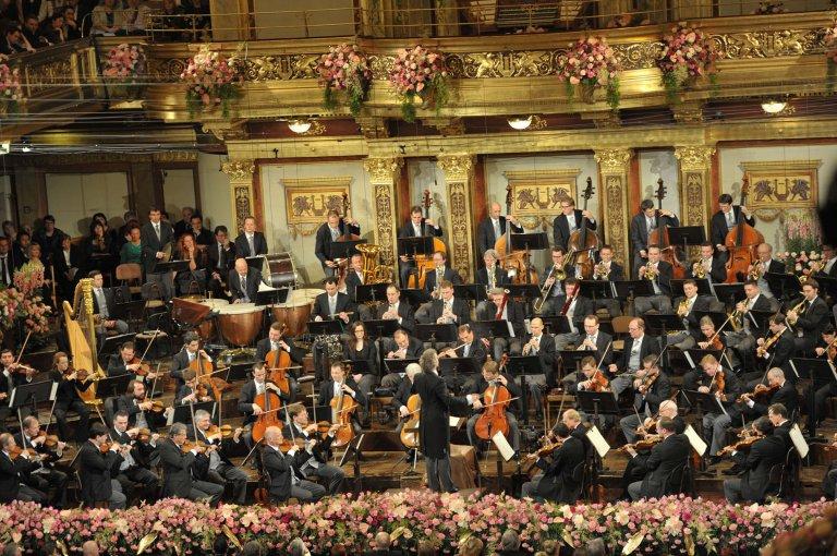 La Filarmónica de Viena