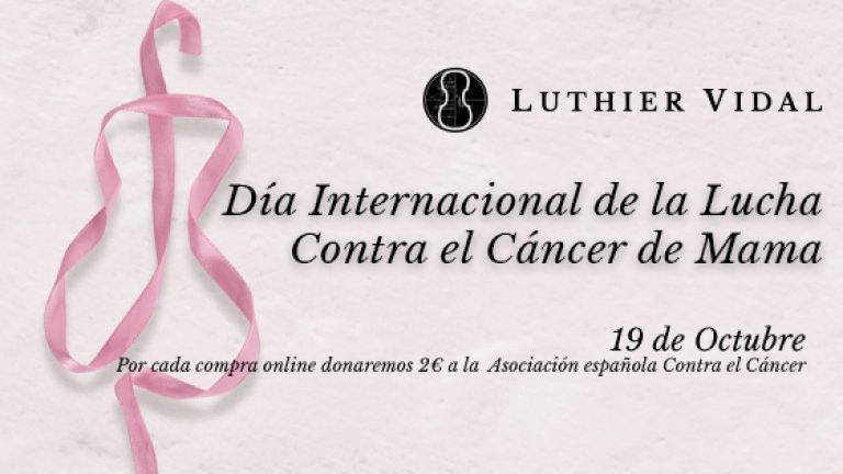 Día Internacinal de la lucha contra el Cáncer de Mama