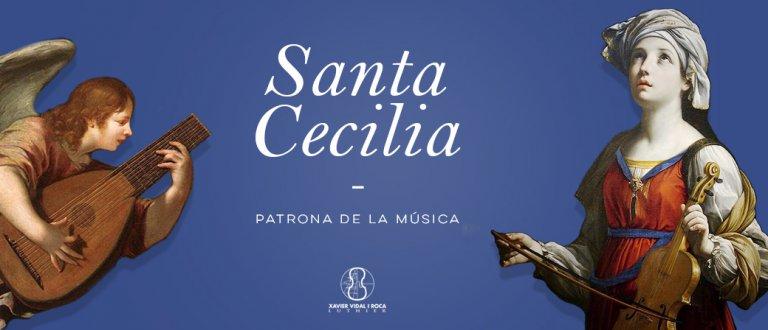 Santa Cecilia Luthier Vidal